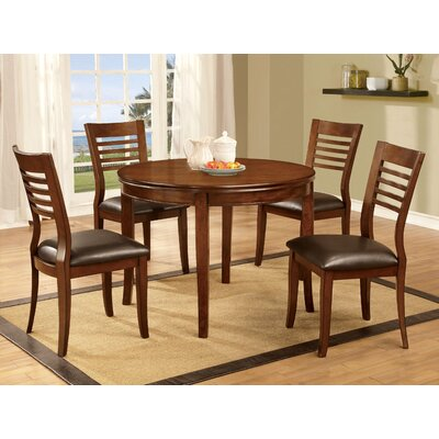 Gabriel II 5 Piece Dining Set