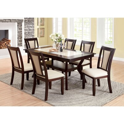 Bari 7 Piece Dining Set