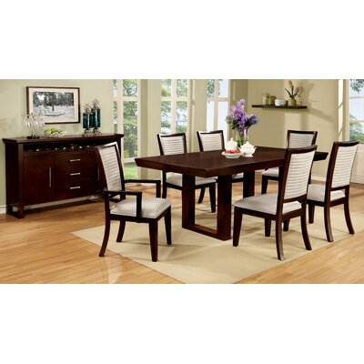 Bisset 7 Piece Extendable Dining Set