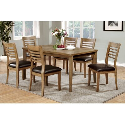 Natura 7 Piece Dining Set