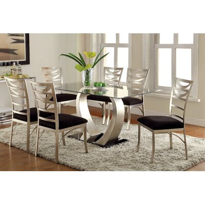 Briles III 7 Piece Dining Set