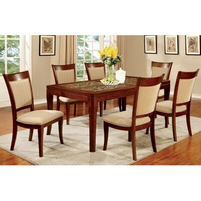 Leto 7 Piece Dining Set