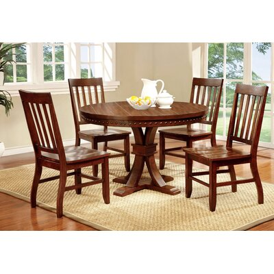 Jared 5 Piece Round Dining Set