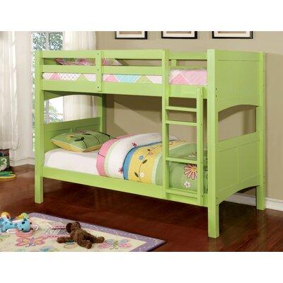 Spectrum Bunk Bed Finish: Pistachio Green