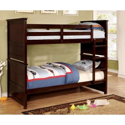 Camper Twin Bunk Bed