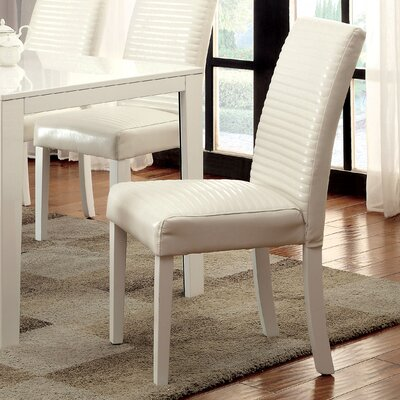 Peterson Side Chair Finish White