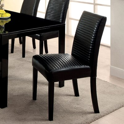 Peterson Side Chair Finish Black