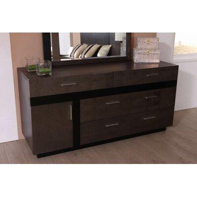 Tucana 4 Drawer Combo Dresser