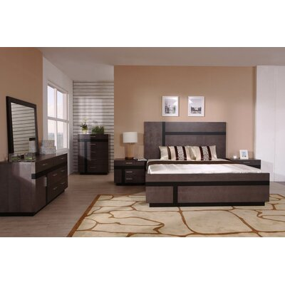 Tucana Platform Customizable Bedroom Set
