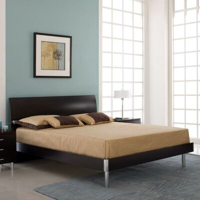 Liverpool Platform Bed Size: California King