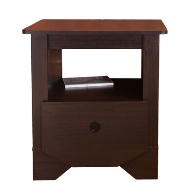 Elosie 1 Drawer Nightstand