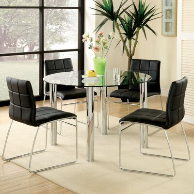 Sleek and immensely stylish the hokku designs narbo 5 for Hokku designs dining room furniture