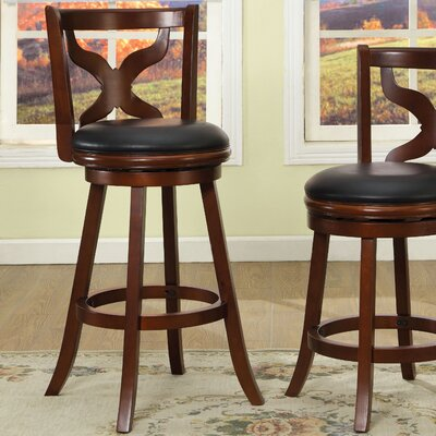 Serafin 30 Swivel Bar Stool