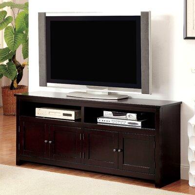 Morritz 60 TV Stand Color: Espresso