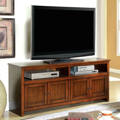 Morritz 60 TV Stand Color: Antique Oak
