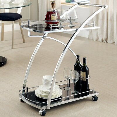 Hokku Designs Trento Bar Cart