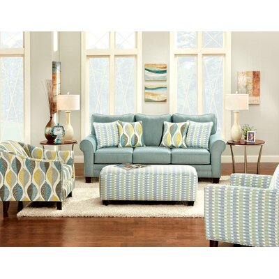 Azula Upholstered Loveseat