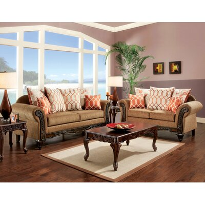 Pascal Configurable Living Room Set