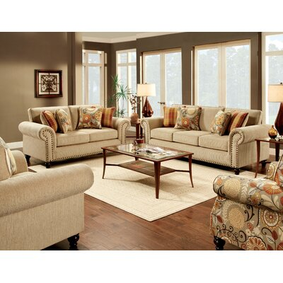 Primavera Configurable Living Room Set