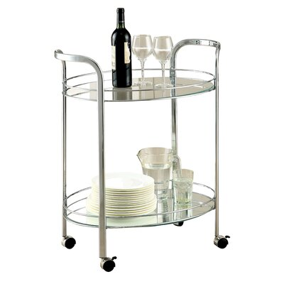 Hokku Designs Veneta Serving Cart