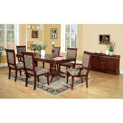 Nikolas 7 Piece Extendable Dining Set