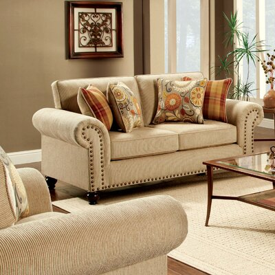 Primavera Transitional Loveseat