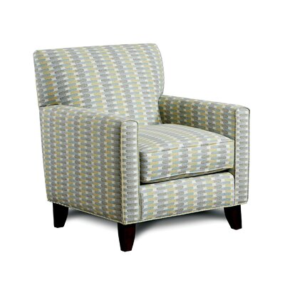 Azula II Upholstered Arm Chair
