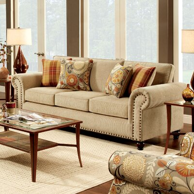 Primavera Transitional Sofa