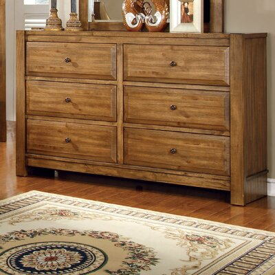 Botellier 6 Drawer Dresser