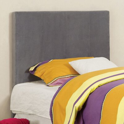 Temara Upholstered Panel Headboard Size: Twin