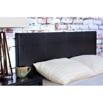 Temara Upholstered Panel Headboard Size: Twin