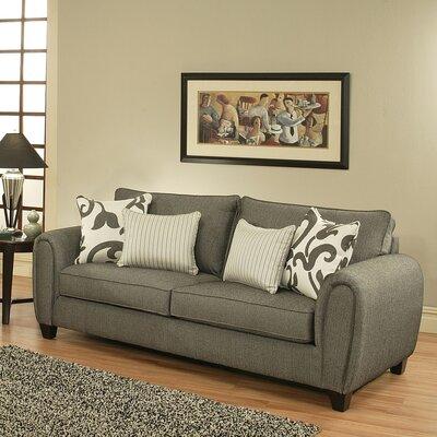 DJJ-BNTUFSEBN-TPGB XHX1021 Hokku Designs Central Chenille Sofa