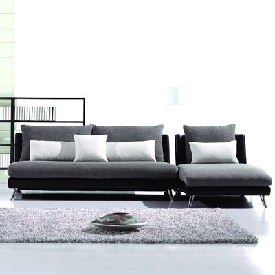 Dione Reversible Chaise Sectional