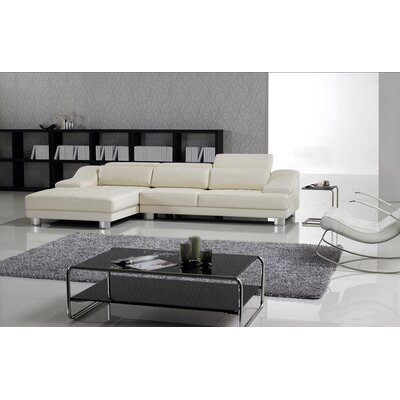 Holmes Sectional Upholstery: Ivory