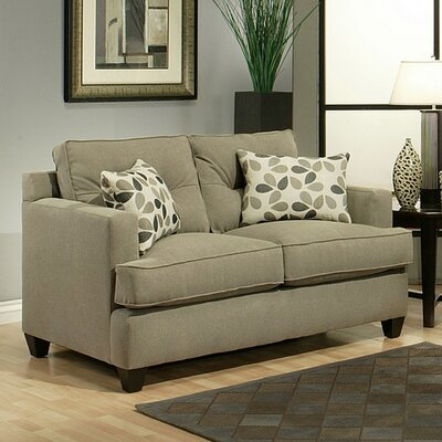 CDI-BVL-TOE-M XHX1069 Hokku Designs Dawn Loveseat