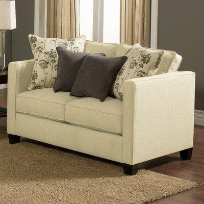 Tiona Sofa Upholstery: Cream Puff