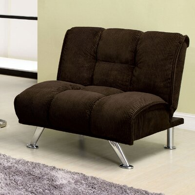 Oberon Convertible Chair NCAA Team: Brown