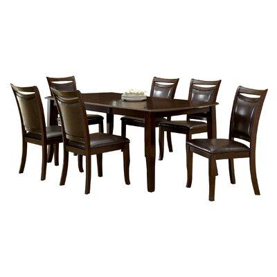 Carnadine 7 Piece Dining Set