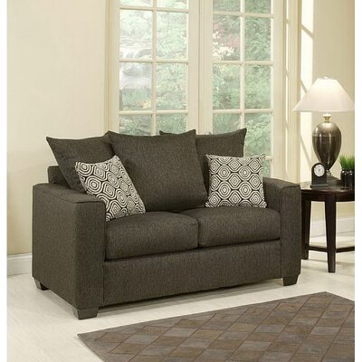 DJJ-QBM-MPWF XHX1040 Hokku Designs Messina Cotton Loveseat