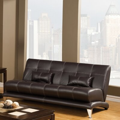 JEG-7182-FYQ-T XHX1093 Hokku Designs Sewell Leatherette Sofa