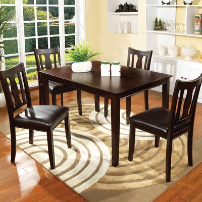 Turner 5 Piece Dining Set