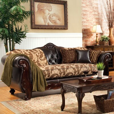 Hokku Designs IDF-6108-SF Maximillia Living Room Set