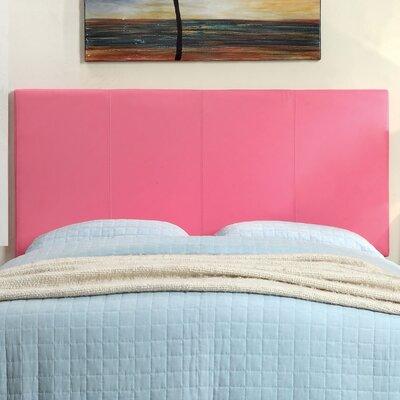 Temara Upholstered Panel Headboard Size: Full / Queen