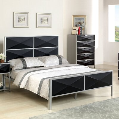 Mason Upholstered Platform Bed Size: Full