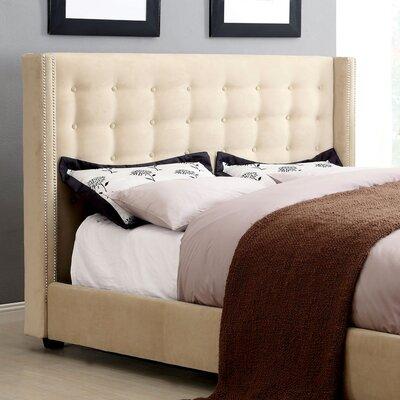 LaTish Upholstered Platform Bed