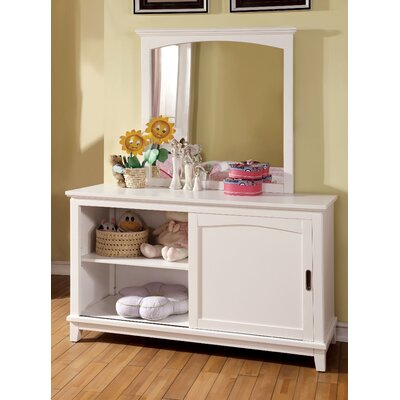 Kenneth Combo Dresser with Mirror