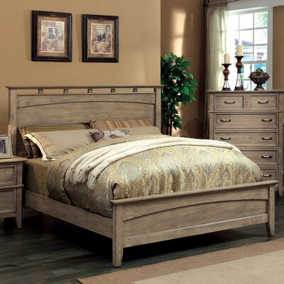 Balboa Platform Bed Size: California King