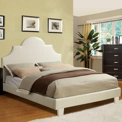 Upholstered Platform Bed Size: Full