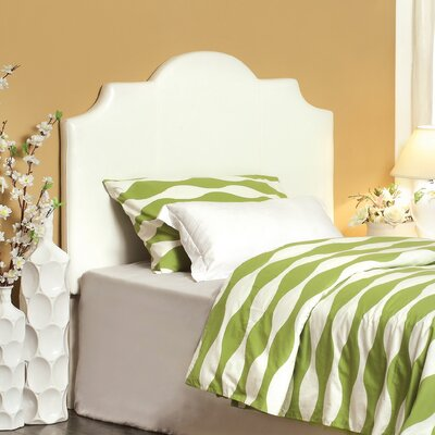Malsi Upholstered Panel Headboard Size: Twin