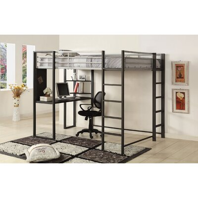 Roc Loft Bed Size: Full